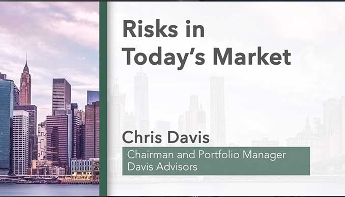 Risks in Today's Market